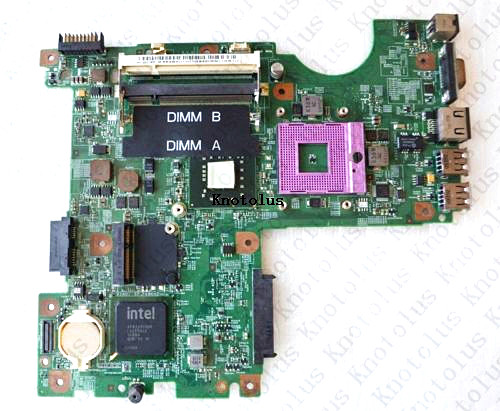CN-0K137P For Dell Inspiron 1440 laptop motherboard 48.4BK09.011 DDR2 GM45 Free Shipping 100% test ok free shipping the laptop motherboard for asus k75d k75de qml70 la 8371p test good