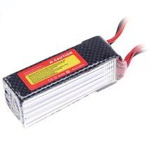 Маха Лев Мощность 22.2 В 1300 мАч 30C MAX 45C 6 S Lipo Батарея для выравнивания trex 450 450l