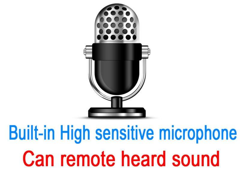 Купить с кэшбэком Mini ip Camera 1280*720 HD Microphone Audio Output Security indoor demo Night Vision Ir Cut cctv 720P  indoor P2P surveillance