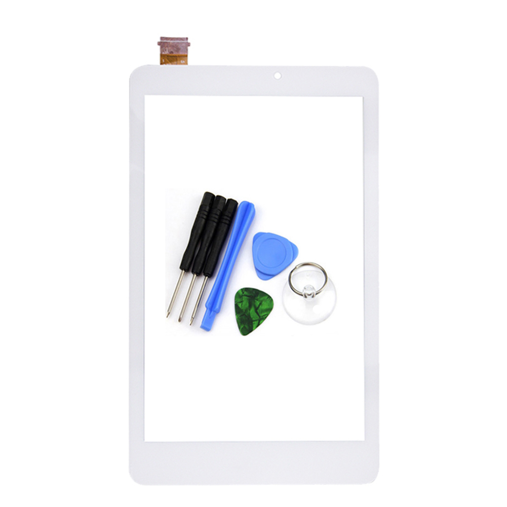 White 8 Inch Touch Screen for Acer Iconia Tab 8 W1-810 Table PC Digitizer Glass Lens Replace Part with Free Repair Tools икона святой никита