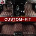 Пользовательские подходят автомобильные коврики для Lexus J200 LX 570 LX570 высокое качество роскошные всепогодные сверхмощные ковры коврики напол...