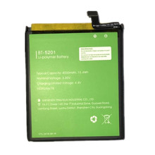 100% Original Backup BT-5201 Leagoo Power 2 Pro Battery 4000mAh For  Smart Mobile Phone