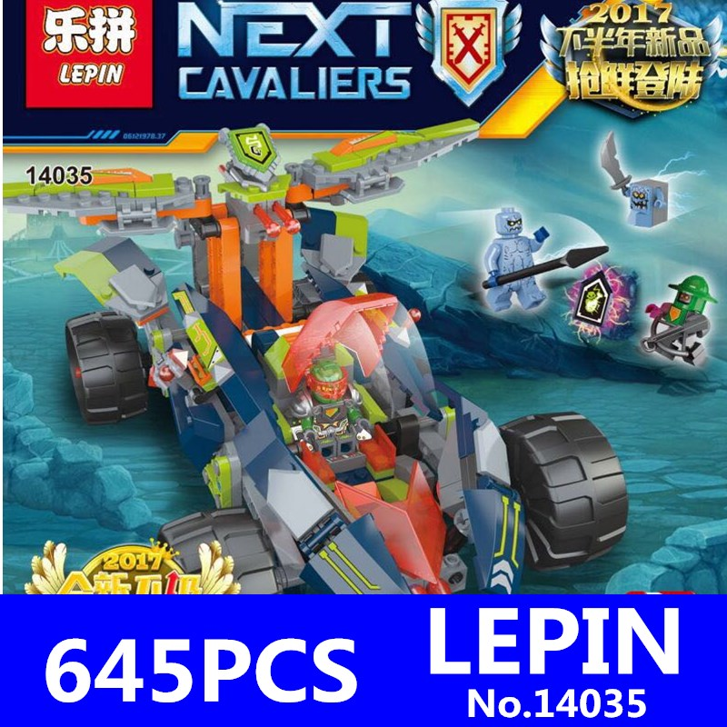 Knights Combination Building Blocks Bricks LEPIN 14035 645Pcs Educational Toys for Children Gift Kits Toy Model lepin 21012 builder the beatles yellow submarine with 21306 building blocks bricks policeman toys children educational gift toys