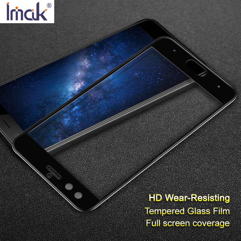 Imak For nubia Z17 mini S Full Screen Coverage Tempered Glass Screen Protector Full Coverage For ZTE nubia Z17 mini S