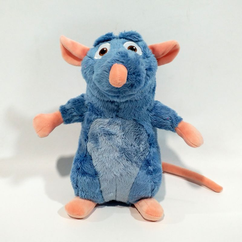 1piece 25CM Ratatouille Remy Mouse Plush Toy Doll Cute Stuffed Animals for Children Gifts