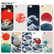 coque iphone 8 wave