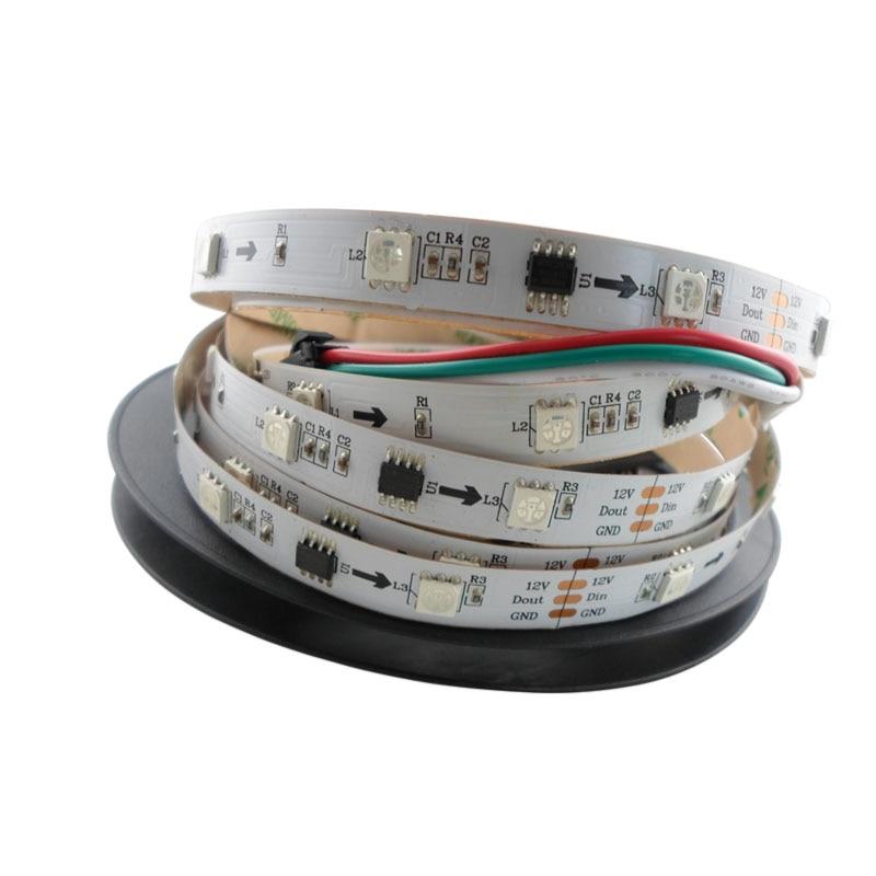 5м X жоғары сапалы WS2811 икемді арман - LED Жарықтандыру - фото 3