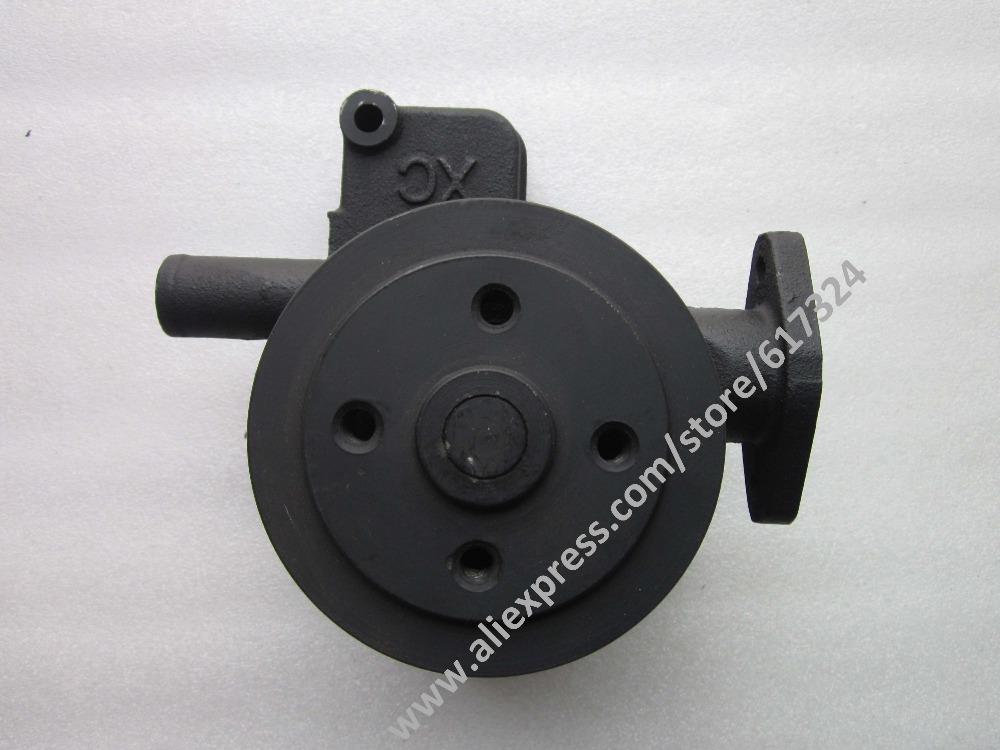 The water pump for Jiangdong JD490 JD495, part number: jiangdong engine jd495t for tractor like jinma luzhong etc the water pump part number
