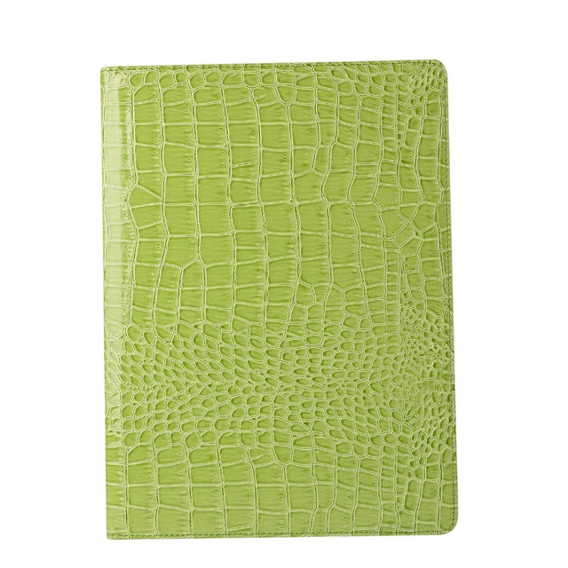 SZEGYCHX Hot Sale PU Leather Tablet Cases For iPad Mini 4 A1538 A1550 Case Crocodile Pattern Flip 360 Rotation Cover & gift