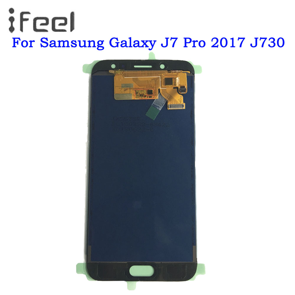 For Samsung Galaxy J7 Pro 2017 J730 SM-J730F J730FM/DS J730F/DS J730GM/DS LCD Display+Touch Screen Digitizer AssemblyFor Samsung Galaxy J7 Pro 2017 J730 SM-J730F J730FM/DS J730F/DS J730GM/DS LCD Display+Touch Screen Digitizer Assembly