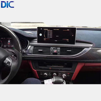 Android Multifunction System Navigation Player GPS Mirror Link 10 25 Inch A6l Allroad Quattro 2012 2017