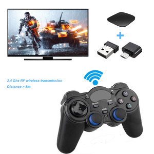 Image 5 - 2.4G Wireless Gamepad Giochi Per PC Controller Joystick Controller di Gioco Per Android Smart Phone Per PS3 PC Del Computer Portatile di Controllo del Gioco