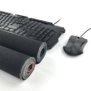 Image 5 - Mairuige 90X40CM Grande Gaming Mouse Pad Bordo di Bloccaggio Del Mouse Zerbino Velocità Versione per Dota CS ANDARE Mousepad 11 Dimensioni per tappeto persiano
