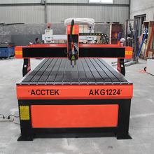AKG1224 wood cnc router, woodworking router cnc 4 axis