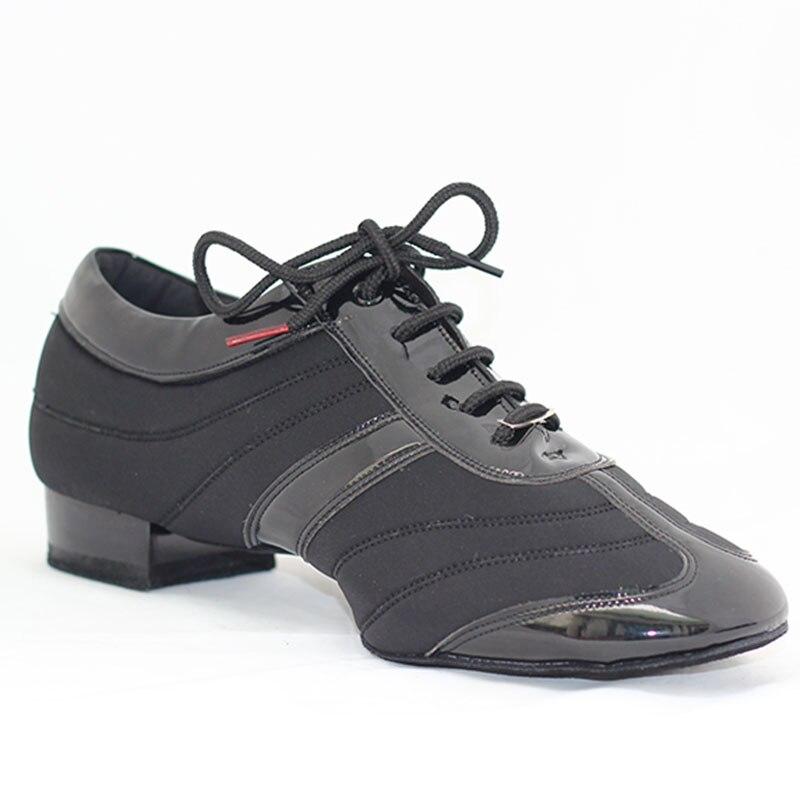 Men Standard Dance Shoes BD 328H Dancesport Shoe  Men Ballroom Dance Shoes Split Sole  Modern Shoes