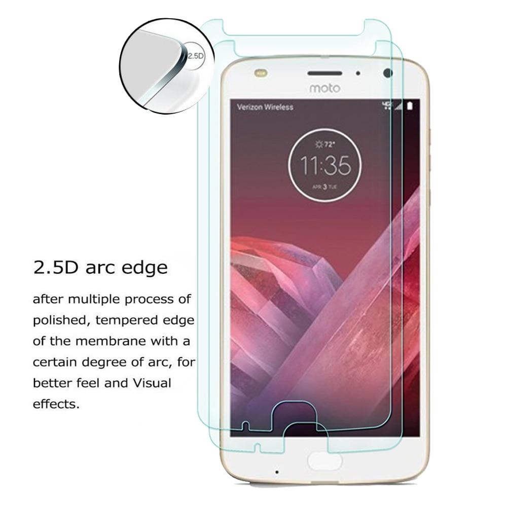 Motorola Moto Z2- ի համար Play XT1710 Transparent TPU Silicone - Բջջային հեռախոսի պարագաներ և պահեստամասեր - Լուսանկար 6