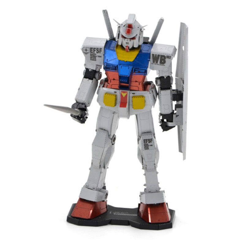 RX-78-2 Gundam DABAN Model MG 1/100 Assembly Model Kit Toy Free Gloom Assembly Model hercules 5297