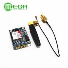 Nowy SIM800L V2.0 5V bezprzewodowe GSM moduł GPRS Quad Band W/kabel antenowy czapka
