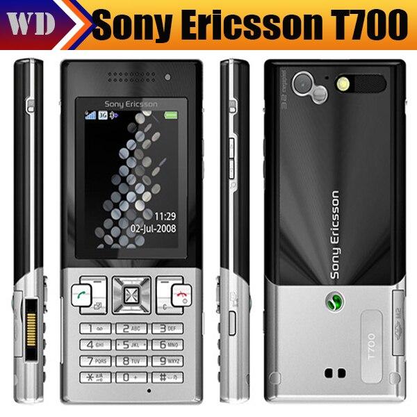 Цена за T700 Sony Ericsson мобильный телефон