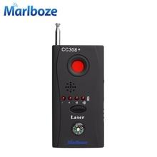 Marlboze CC308 Wireless FNR Full-frequency Detector GSM Device Finder Cam Laser Lens RF Signal Detector