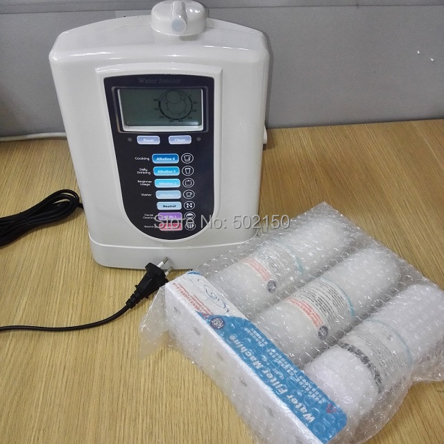 2018 best selling model WTH-803 water machine alkaline water ionizer jacques lemans liverpool 1 1775c