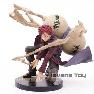 Image 5 - Anime Naruto Shippuden sable caché Village Gaara 5Th génération Kazekage gemme PVC figurine modèle à collectionner jouet