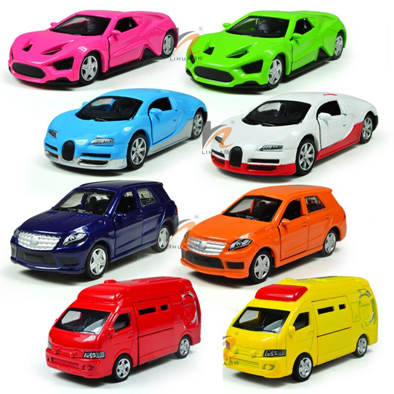 Toy Cars For Toys : Miniature toy cars alloy plastic kids toys car non remote