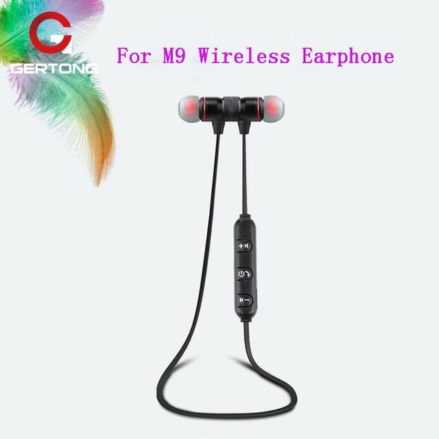 8461d4a9a Impermeable auricular inalámbrico para Xiaomi Focophone F1 de M9 deporte  auricular Bluetooth en la oreja auriculares
