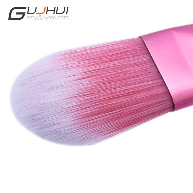 1PC New Fashion Pro Fan Makeup Brush Blush Powder Foundation Face Cosmetics Brush Makeup Tool Beauty Makeup Brushes