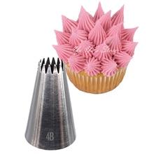 4B# Кондитерская насадка украшающий наконечник украшение торта сахарата инструменты жаропрочные Инструменты для выпечки