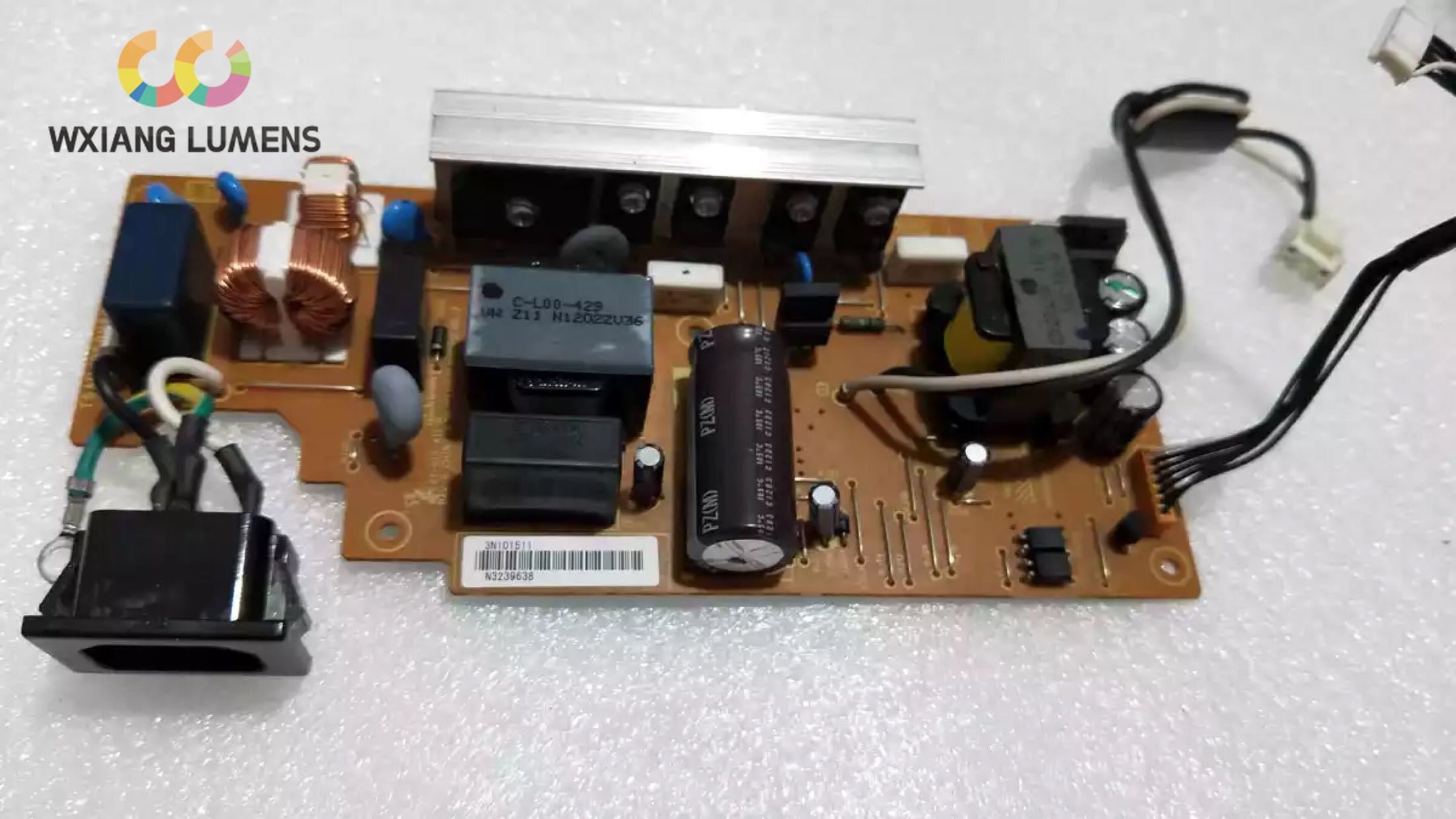 Projector Main Power Supply Board Fit for NEC NP-VE280+Projector Main Power Supply Board Fit for NEC NP-VE280+