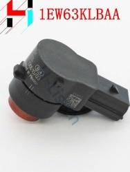 (4 pcs) 1EW63KLBAA 0263013555 Sensor de Estacionamento Distância Sensor Detector Carro de Controle