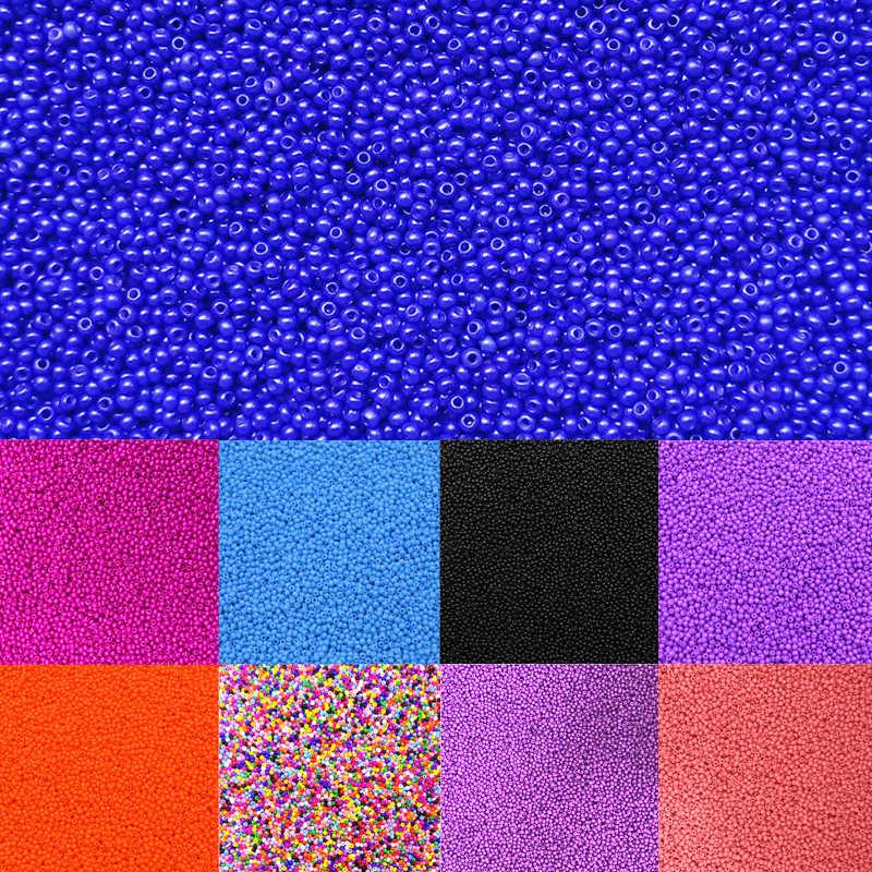Thời trang 1000 chiếc 15 Màu Nóng Nhiều Màu Sắc bằng TỰ LÀM Trang Sức Hạt Jewery Phụ Kiện Vòng Cổ Vòng Tay Hạt làm dụng cụ
