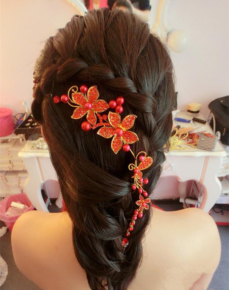 HTB1eBJ.PVXXXXbPXVXXq6xXFXXXg Luxury Silver/Gold Rhinestone Pearl Jewel Flower Hair Accessory For Women - 2 Colors