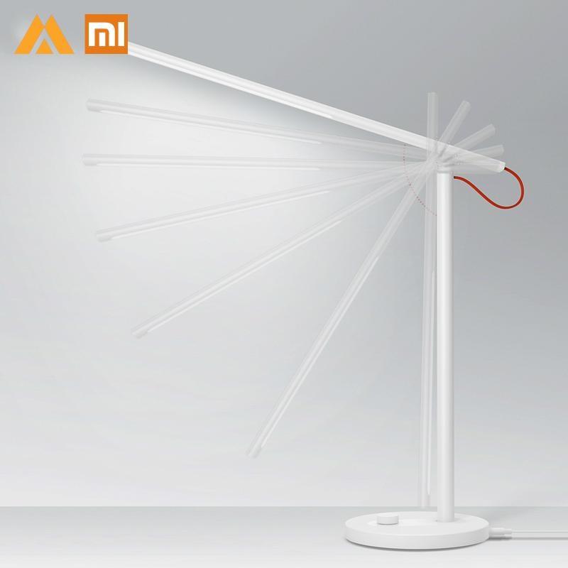 Original Xiao mi mi jia mi Smart LED lampe de bureau lampe de Table lampe de lecture WiFi Enab LED travail avec AMZ Alexa IFTTT