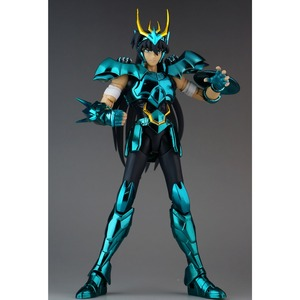 Image 2 - CMT In stock Dragon Shiryu V3 final Cloth EX metal armor GREAT TOYS GT EX Bronze Saint Seiya Action Figure