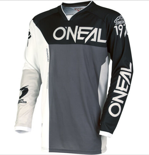 2018 Men Hot Moto GP Jerseys MX MTB Off Road Mountain Bicycle Long motocross Jersey DH BMX Big Size 5XL Ropa new Oneal Ropa#