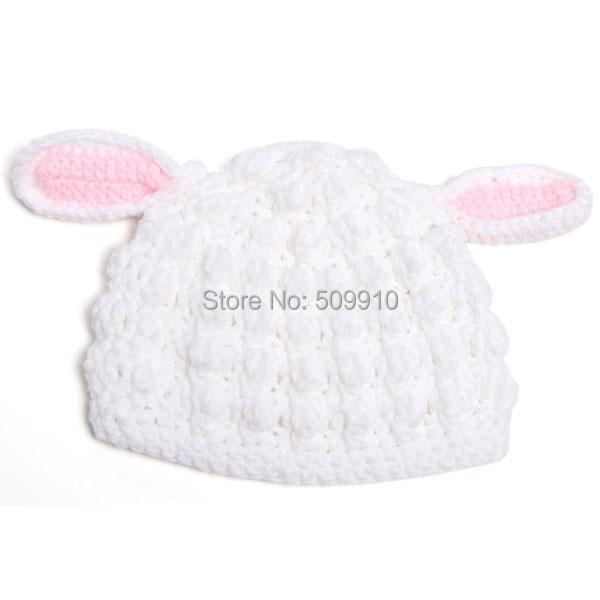 Kinder Zubehör Baby Weiß Und Rosa Ostern Bunny Kaninchen Hut