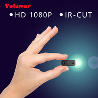 IR CUT Mini Pocket Camera Smallest 1080P Full HD Camcorder Micro Camera Infrared Night Vision Motion Detection DV Voice Recorder
