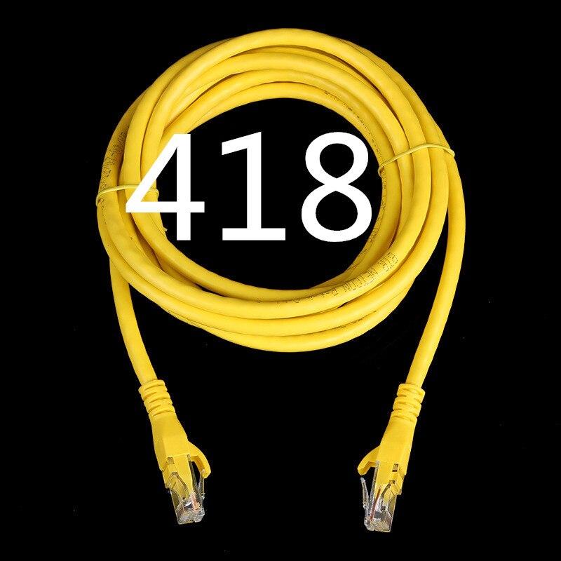 Abdo 2018 Câble Haute Vitesse 1000 m RJ45 CAT5 Ethernet Réseau Plat LAN Câble UTP Patch Routeur Cables22222