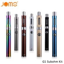 JOMOTECH LS G1 Subohm 650mAh Battery E-Cigarettes Kits 0.5ohm Atomizer Vape Pen E Smokers 30w 3.6-4.2v Vaporizers Jomo-71