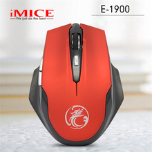 iMice Wireless Mouse 2.4G USB Receiver 1600DPI Adjustable For Laptop PC Multifunction Mice Desktop