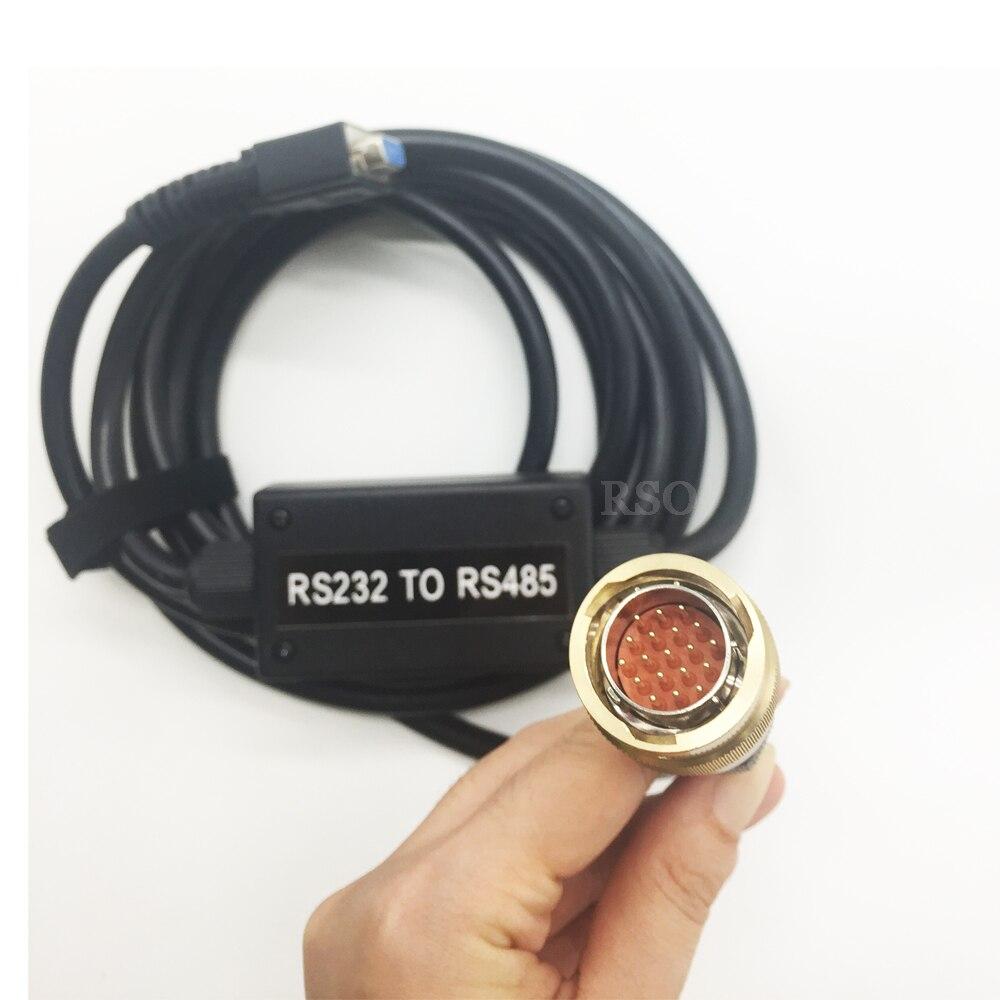 2020 MB gwiazda C3 narzędzie diagnostyczne do samochodów oprogramowanie darmowa instalacja HDD C3 SD skaner i RS232 RS485 kabel do MB samochodów ciężarowych diagnostyczne