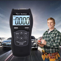 Professional VS 890 OBDII Code Reader Vehicles Cars Diagnostic Machine Tool Auto Scanner Multi Languages Support