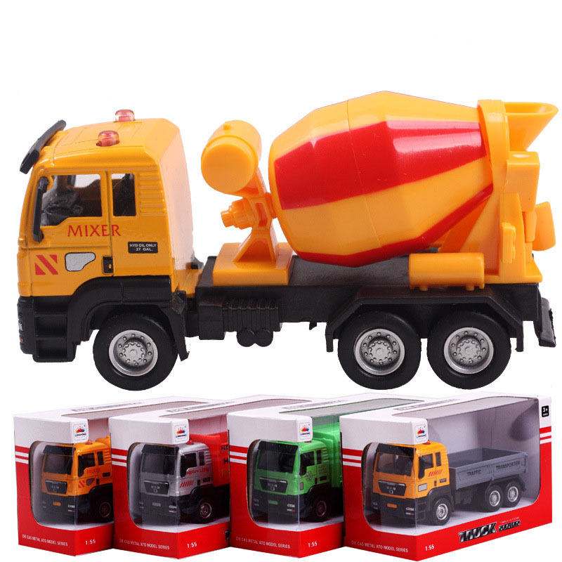 aliexpresscom buy 155 glide alloy models truck model car childrens car model baby toys excavator alloy metal plastic toy cars for children toys from
