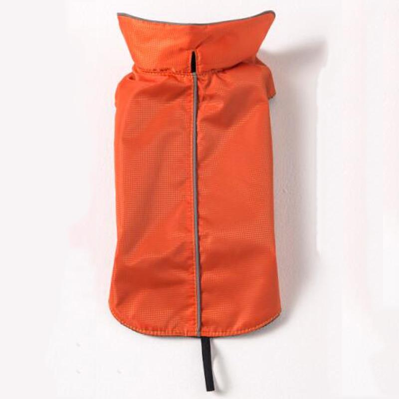 Fekete vörös vízálló kisállat kutya kabát 100% - Pet termékek - Fénykép 6