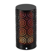 Gravity Sensor Magnetic LED Light Rechargeable Flame Lamp Bulbs Waterproof Night Light WWO66