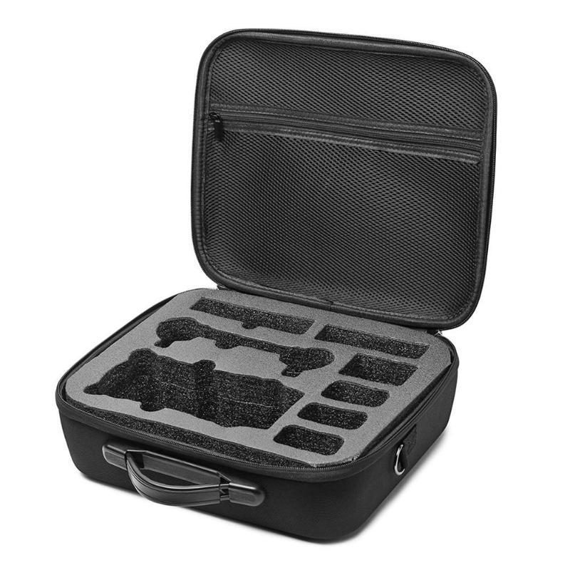 Para xiao mi fi x8 se casca dura bolsa de ombro bolsa de transporte portátil para xiao mi x8se zangão caixa armazenamento