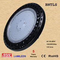 250W Led High Bay Light Flood Light For High Pole Lamp High Quality 5 Years Warranty