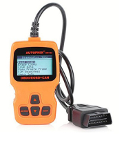 OBD2 Auto DTCs Error Fault Code Erase Reader Reset Scanner LCD Display Car Engine Diagnostic OBD 2 PK VS890 OM123